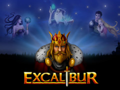 Arvid Wins the Excalibur Big Prize!