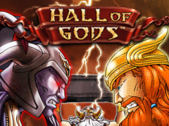 Rita P. wins 4,000 GBP on Hall of Gods Slot Machine