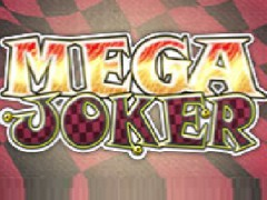 Dresden wins £200 on the Mega Joker slot machine